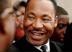 Martin Luther King à l'honneur